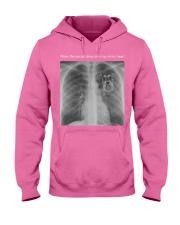 schnauzer When The Doctor Take An X-Ray Hooded Sweatshirt thumbnail