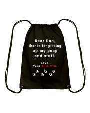 Dear Dad - Shih Tzu Gift Mug Drawstring Bag thumbnail