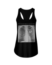 When doctor takes an X-ray of my heart TShirt Ladies Flowy Tank thumbnail