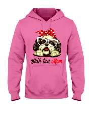 Shih Tzu Mom gift Tshirt Hooded Sweatshirt thumbnail