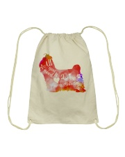 All you need is love and a shih tzu Gift Drawstring Bag thumbnail