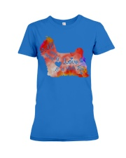 All you need is love and a shih tzu Gift Premium Fit Ladies Tee thumbnail