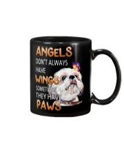 shih tzu angels Mug thumbnail