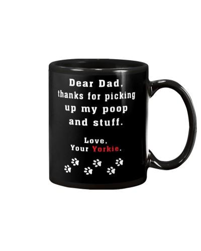 Dear Dad - Yorkie