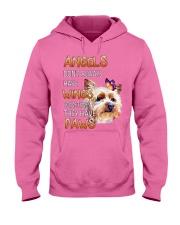 Yorkie Angels Hooded Sweatshirt thumbnail