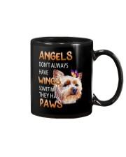 Yorkie Angels Mug thumbnail