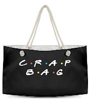 CRAP BAG Weekender Tote thumbnail