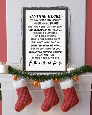 IN THIS HOUSE 11x17 Poster lifestyle-holiday-poster-4