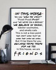 IN THIS HOUSE 11x17 Poster lifestyle-poster-2
