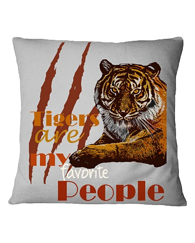 Tigers are my favorite people