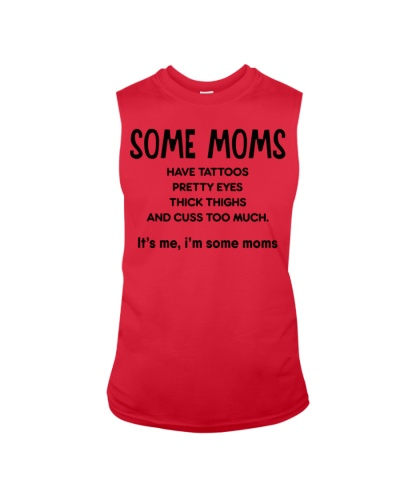 Some Moms Cuss Too Much - It Me