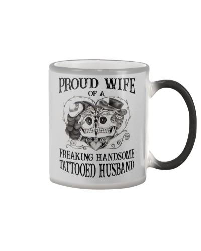 Proud Wife Of Tattooed Husband