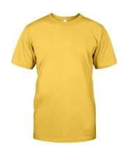 I Fish So I Don't Choke People Classic T-Shirt front