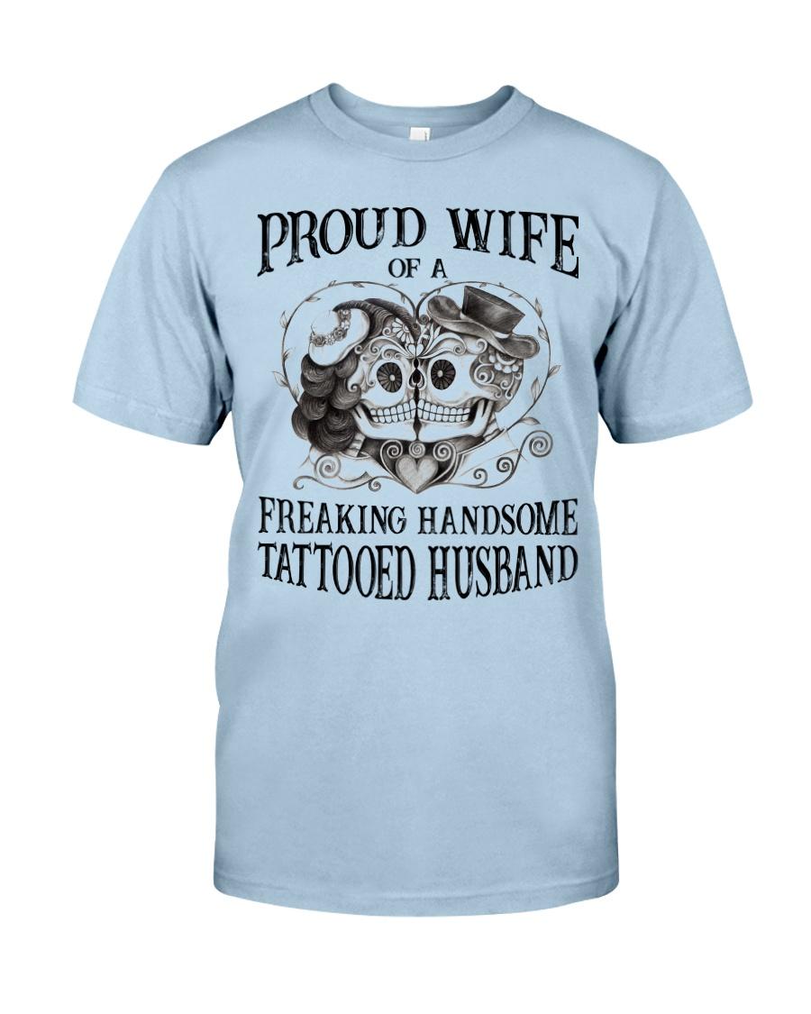 Proud Wife Classic T-Shirt