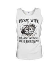 Proud Wife Unisex Tank thumbnail