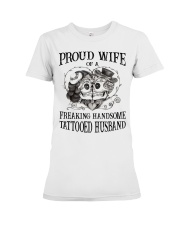 Proud Wife Premium Fit Ladies Tee thumbnail