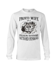 Proud Wife Long Sleeve Tee thumbnail