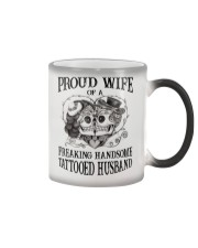 Proud Wife Color Changing Mug thumbnail