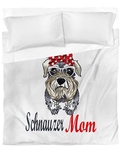 love schnauzer mom