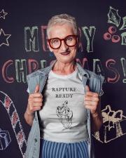 Rapture Ready Tee Shirts Ladies T-Shirt lifestyle-holiday-crewneck-front-3