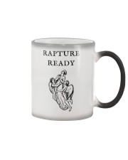 Rapture Ready Tee Shirts Color Changing Mug thumbnail