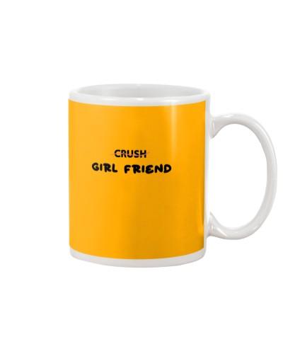 Not Crush girl friend Mug