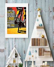 I Don't Ride My Bike To Win Races Poster 11x17 Poster lifestyle-holiday-poster-2