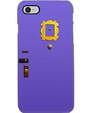 Purple door phone case Phone Case i-phone-8-case