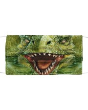 Dinosaur face mask Cloth face mask front