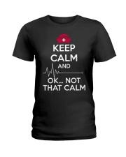 Keep calm Ladies T-Shirt thumbnail