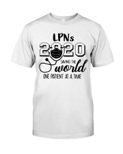 LPN Classic T-Shirt front