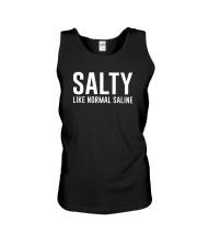 Salty Like Normal Saline Unisex Tank thumbnail