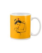 Rosie Riveter Nurse Shirt Mug thumbnail
