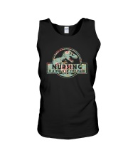 Nursing Is A Walk In The Park Unisex Tank thumbnail