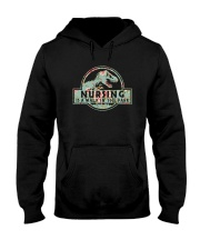 Nursing Is A Walk In The Park Hooded Sweatshirt thumbnail