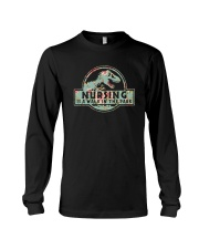 Nursing Is A Walk In The Park Long Sleeve Tee thumbnail