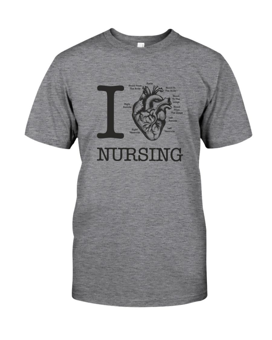 I love Nursing Classic T-Shirt
