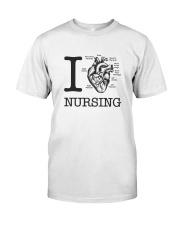I love Nursing Classic T-Shirt tile