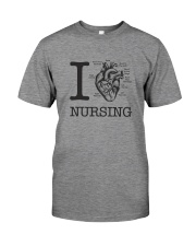 I love Nursing Premium Fit Mens Tee thumbnail
