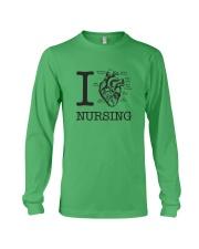 I love Nursing Long Sleeve Tee thumbnail