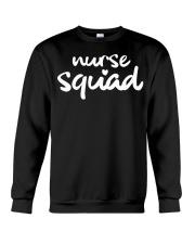 Nurse squad Crewneck Sweatshirt thumbnail