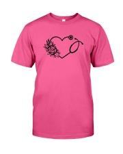 Nursing Shirt Classic T-Shirt front