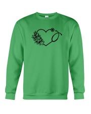 Nursing Shirt Crewneck Sweatshirt thumbnail
