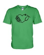 Nursing Shirt V-Neck T-Shirt thumbnail
