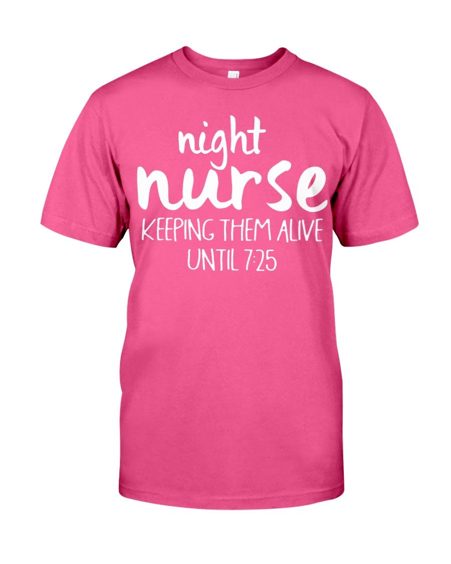 Night nurse Classic T-Shirt