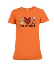 Peace Love Nursing Premium Fit Ladies Tee thumbnail
