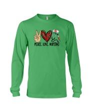 Peace Love Nursing Long Sleeve Tee thumbnail