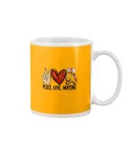 Peace Love Nursing Mug thumbnail