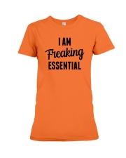 I Am Freaking Essential Premium Fit Ladies Tee thumbnail