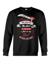 I am a nurse Crewneck Sweatshirt thumbnail
